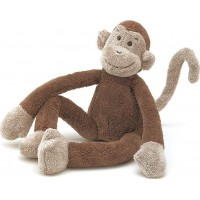 JellycatSlackajack Monkey Small