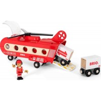 BRIOBRIO World - 33886 Transporthelikopter