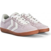 HummelVictory Leather Jr Skor Gray Lilac30 EU