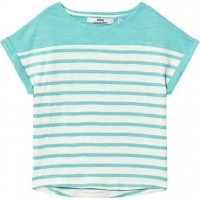 ebbe KidsLjung T-shirt Off-white/Blue turquoise92 cm