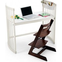 StokkeCare Desk Kit White