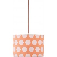 Kids ConceptTaklampa Hexagon Apricot