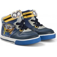 MinionsDespicable me High Sneakers Blå20 EU