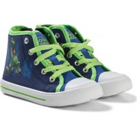Disney Pixar The Good DinosaurHigh Sneakers Marinblå28 EU