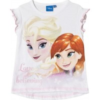 Disney FrozenFrost T-shirt Vit92 cm