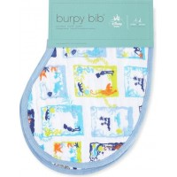 Aden + Anais2-Pack Jungle Book Classic Burpy Bibs