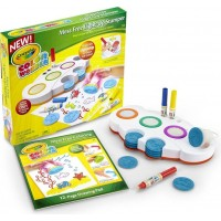 CrayolaWonder Light-Up Stamper Set Magiskt stämpelset