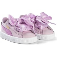 PumaHeart Star Trainers Rosa20 (UK 4)