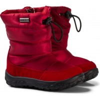 NaturinoRed Print Poznurr Snow Boots20 (UK 4)
