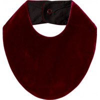 The Tiny UniverseThe Tiny Bib Sealskin Real Red
