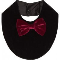 The Tiny UniverseThe Tiny Bib/Bow-Tie Red Bow-Tie