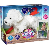 PlayMy Puppy Parade Charlie the Bichon Bichon med koppel