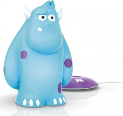 Nattlampa Philips Softpal DisneyPhilips Sulley Disney