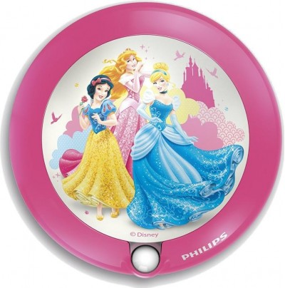 Nattlampa Philips Disney DisneyPhilips  Princess