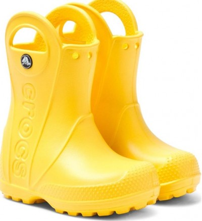 YellowJ1 Rainboot CrocsHandle It 32/33) (EU