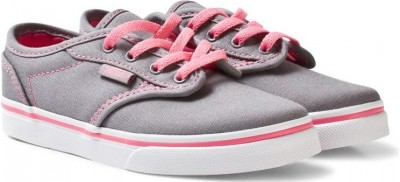 and VansGrey Lemona Pink Atwood Trainers27 (UK 10)