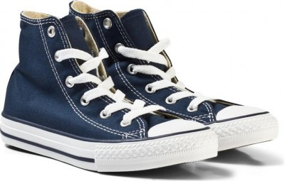 Star All ConverseChuck Taylor Top High (UK Marinblå31.5