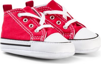 Taylor ConverseChuck Star All First Star Crib Shoes