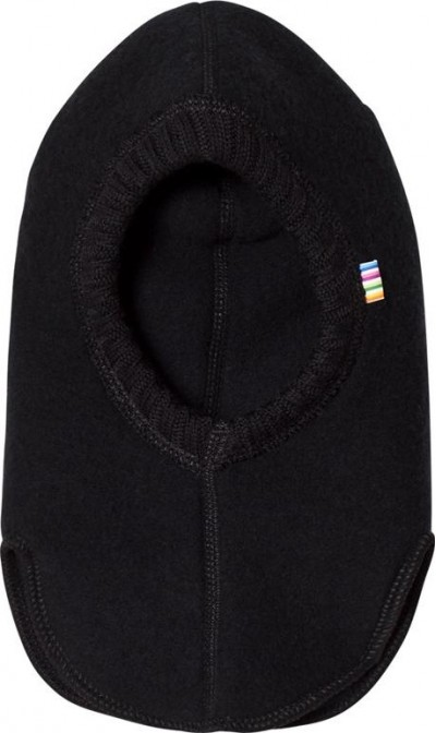 Wool JohaBalaklava  Black