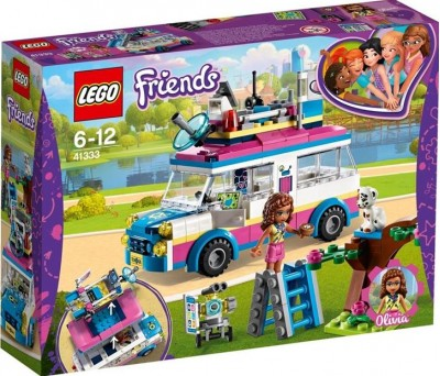 LEGO® LEGO Friends Friends41333 Mission Olivia's  Vehicle